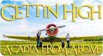 acadia National Park air tour