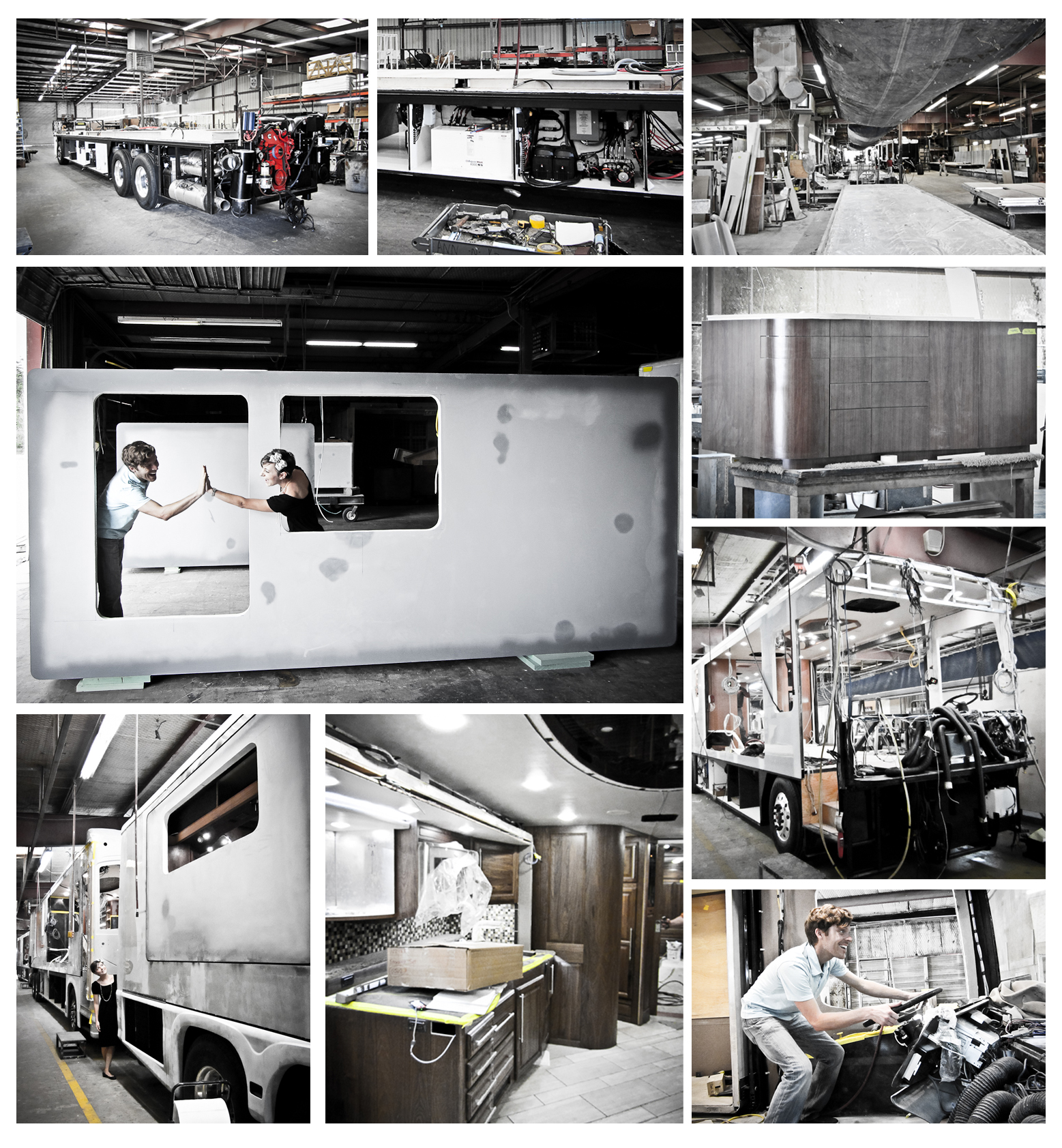 foretravel factory tour