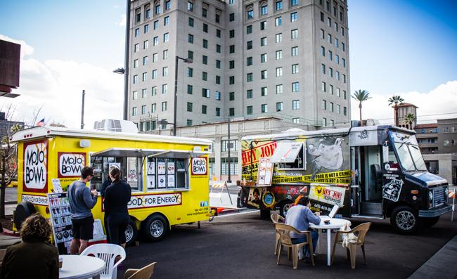 food trucks in Phoenix