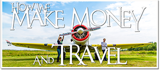 make money travel