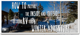 how to winter adventure