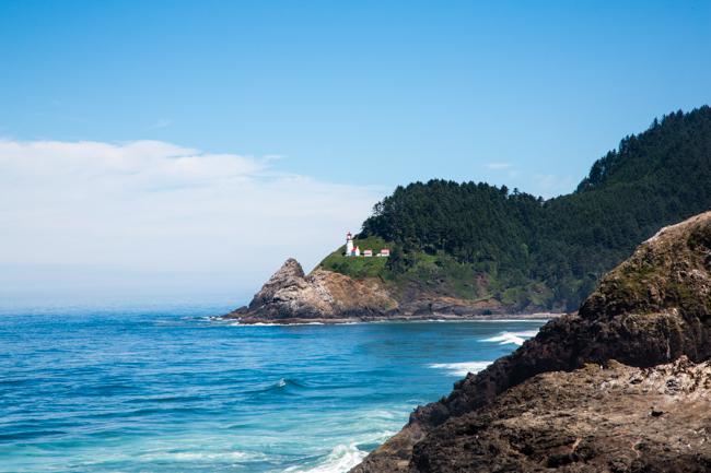 Florence oregon scenic beaches