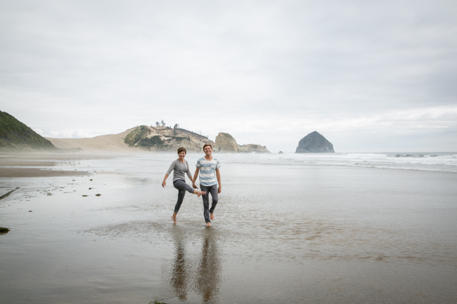 pacific city beaches