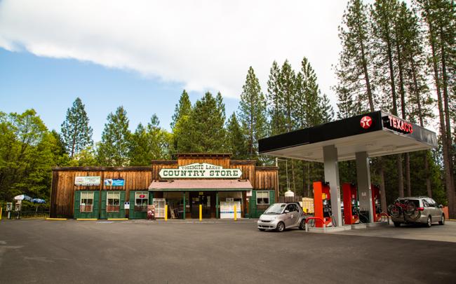 best campground near Yosemite