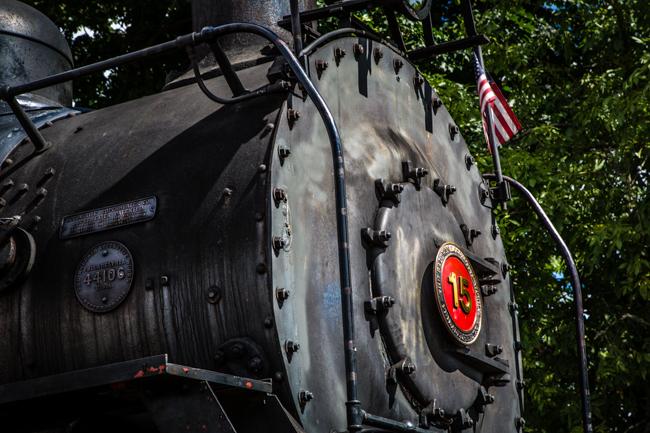 chehalis centraila railroad