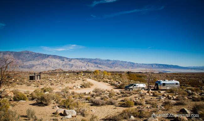 BLM campground