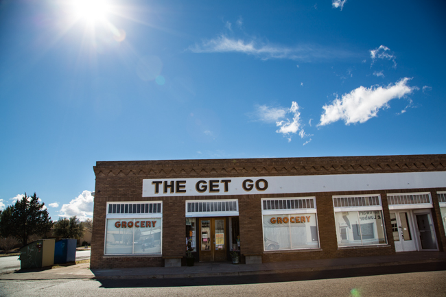 the get go marfa