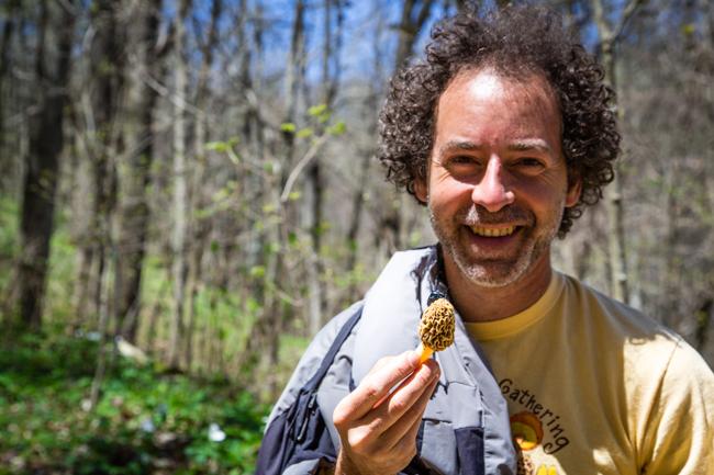 alan the mushroom man