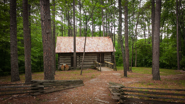 blackwell cabin