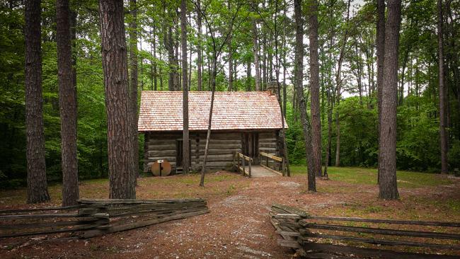 blackwell cabin