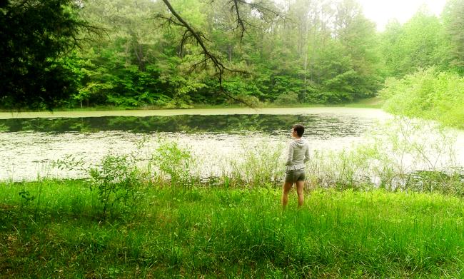 hiking near campground