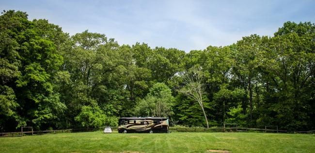 wynns camping