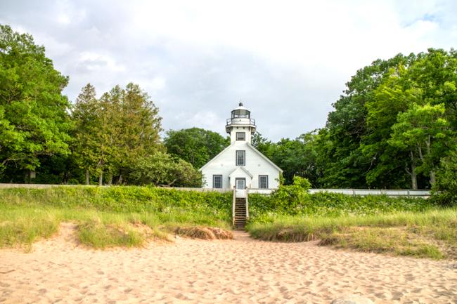old mission peninsula