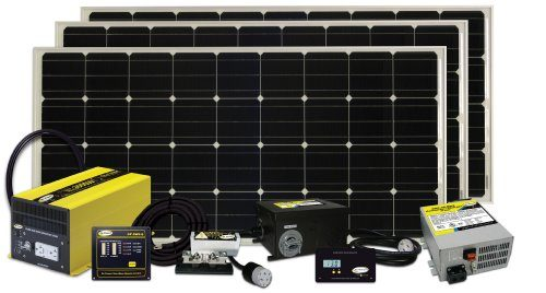 Solar Extreme Complete Solar System