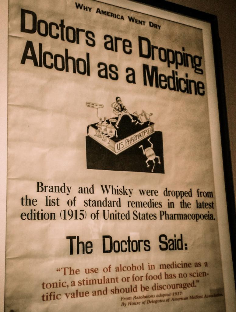 prohibition history