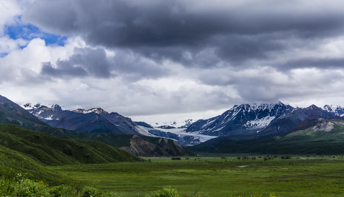 Alaska glaicers