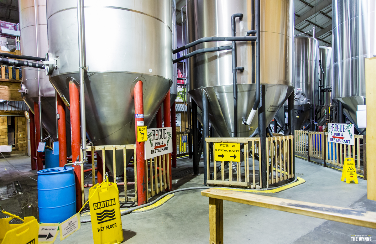 rogue brewery oregon