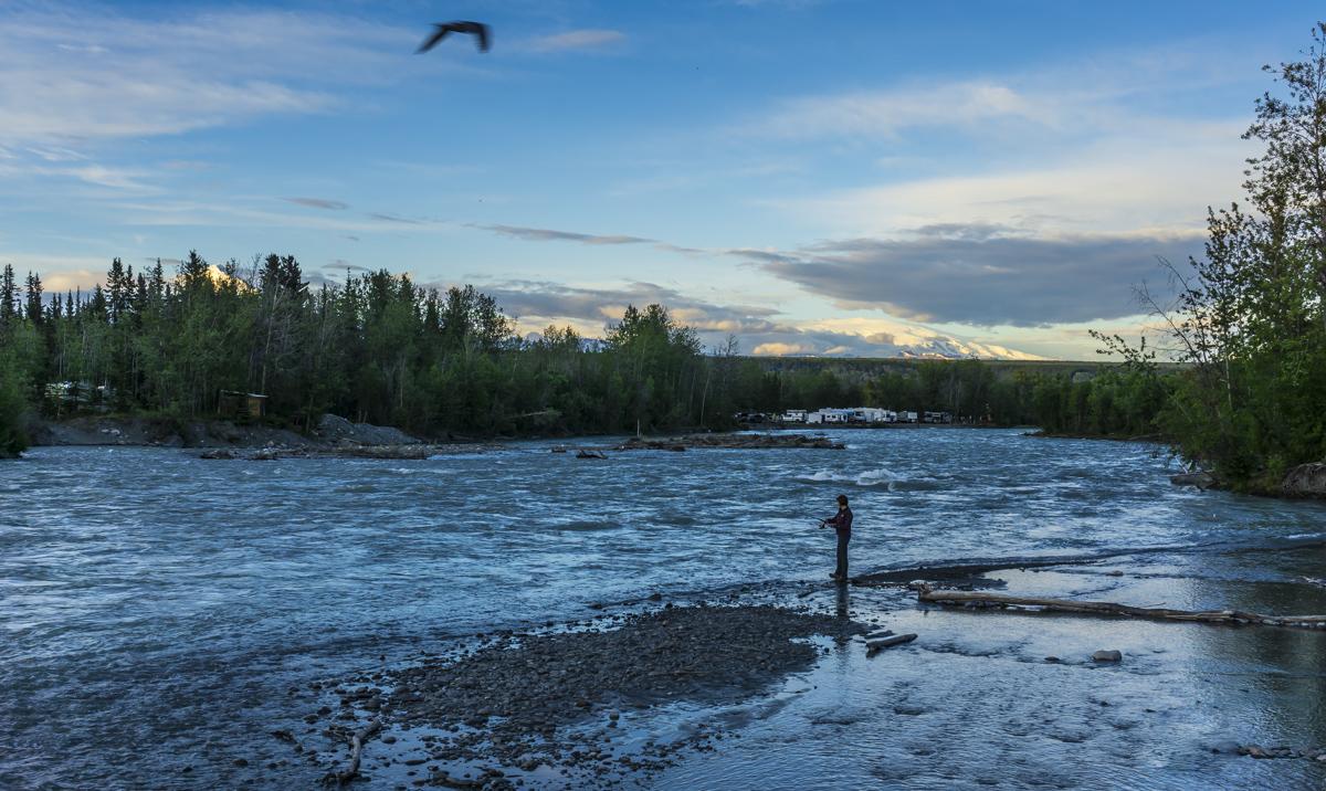 copper river salmon fishing