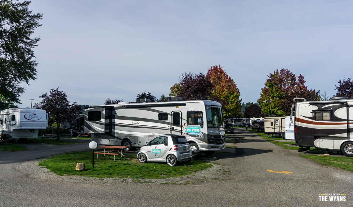 camping seattle washington