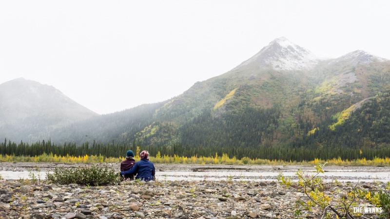 Denali National Park camping