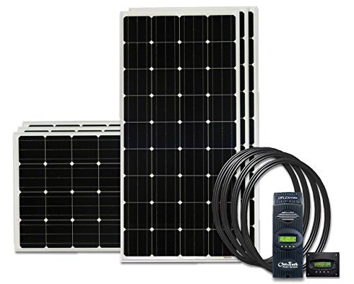 960 Watts All Electric Solar Kit