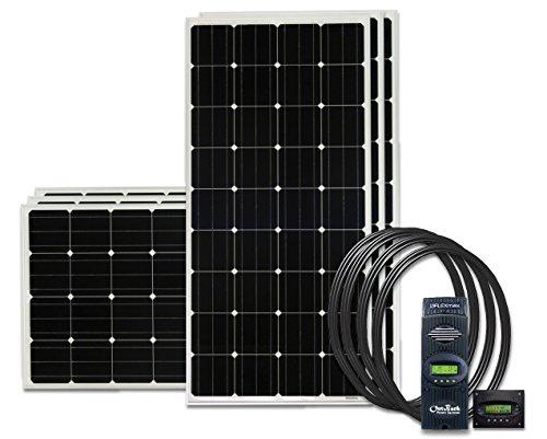 960 Watts All Electric Solar Kit