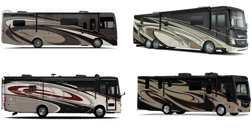Dinosaurs – Influencing RV Design Changes
