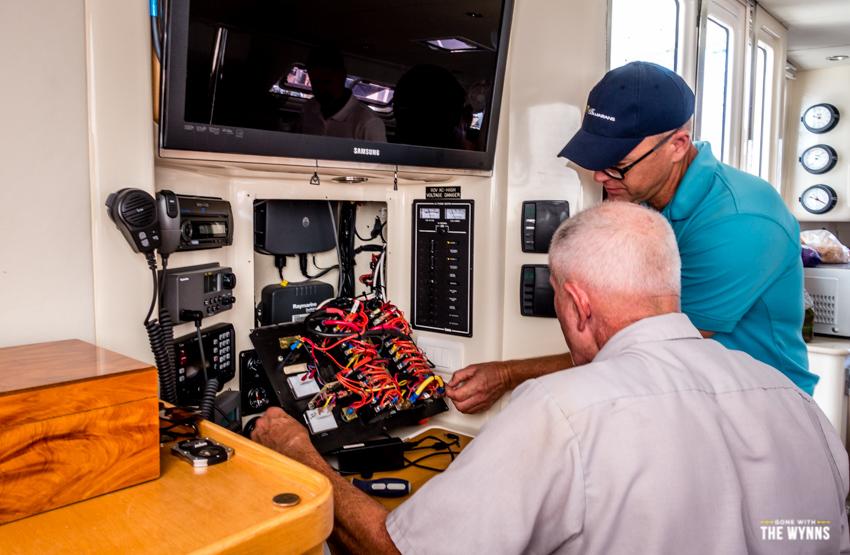 catamaran survey