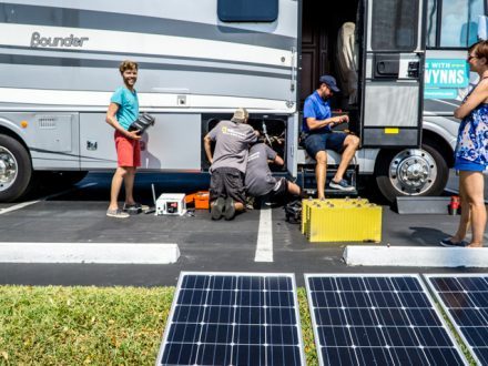 installing rv technology