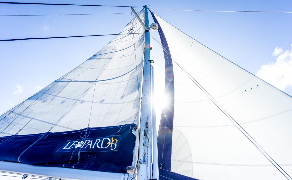 sailing florida
