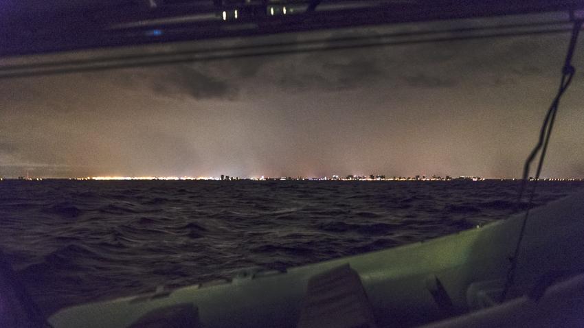 sailing to bahamas