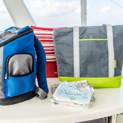 sailboat provisioning gear