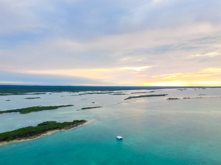 sailing the abacos