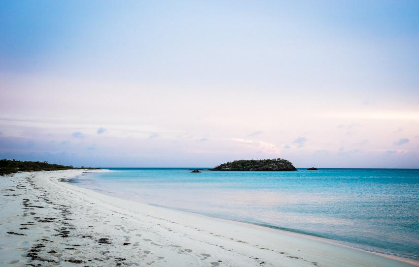 remote islands and private beaches