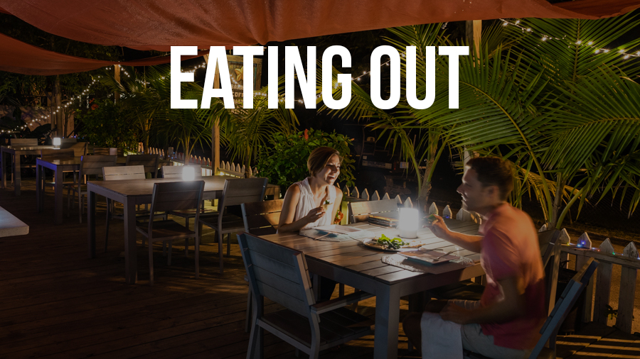 dining costs in the bahamas
