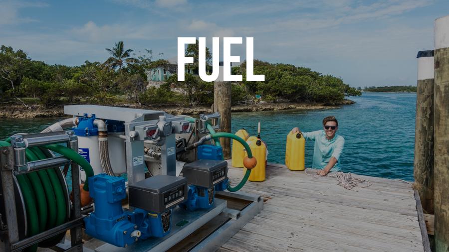 fuel for cruising