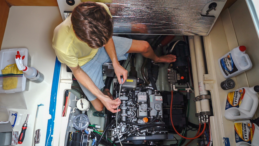 Boat Life and maintenance