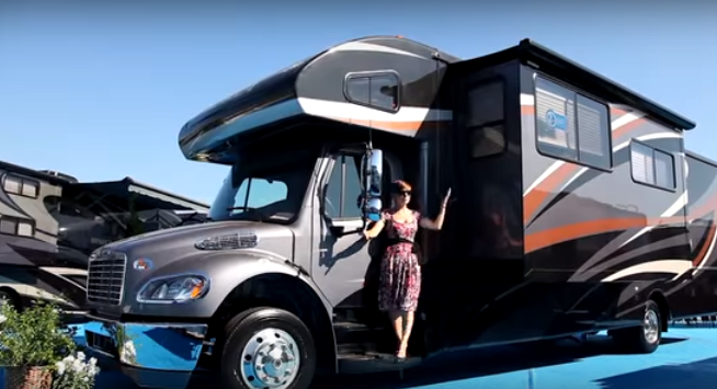 how to attend rv show