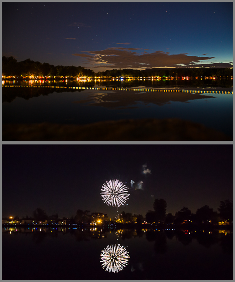 fireworks over oka