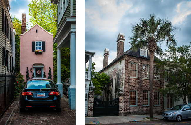 houses of charleston