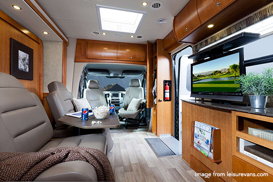 The Best Small RV's - Living Large in a Small Space