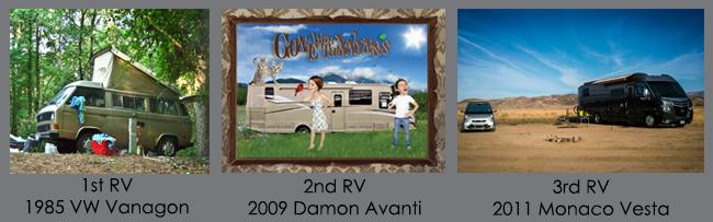 The Wynn's RV's