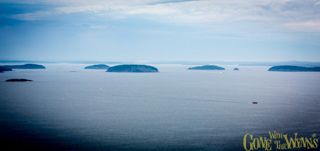 acadia islands