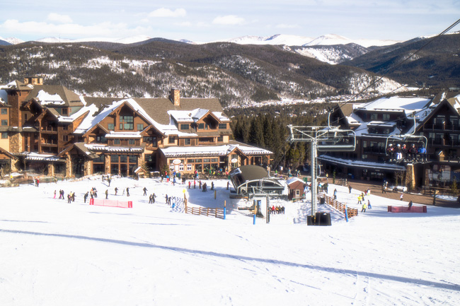 Breckenridge Mountain Village