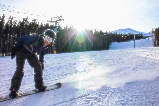 jason snowboarding
