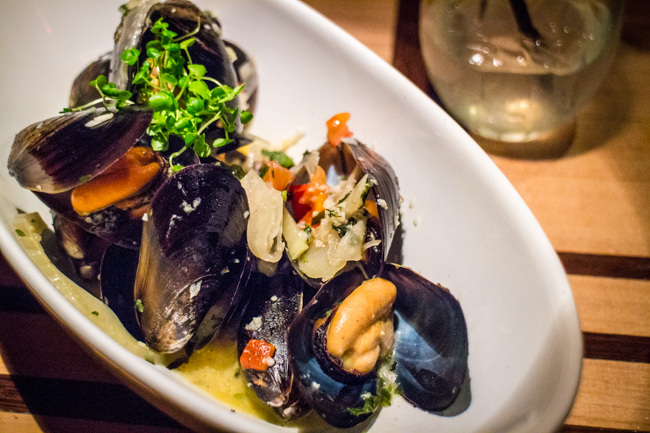 local mussles