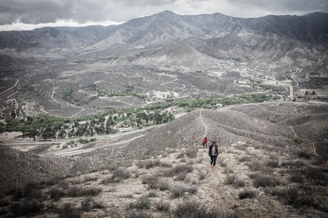 hike up