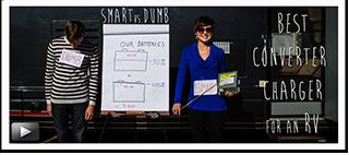 Best Converter Charger for an RV - Smart VS  Dumb