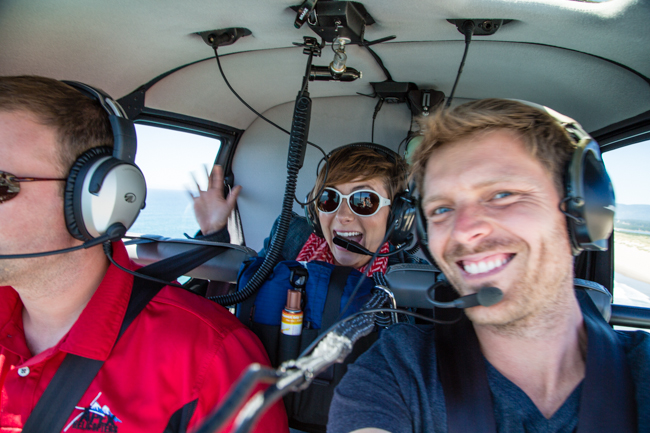 helicopter tour florence oregon