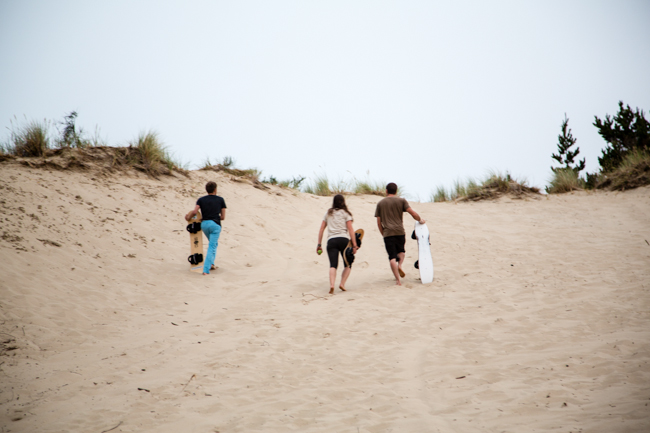 sandboarding in florence oregon